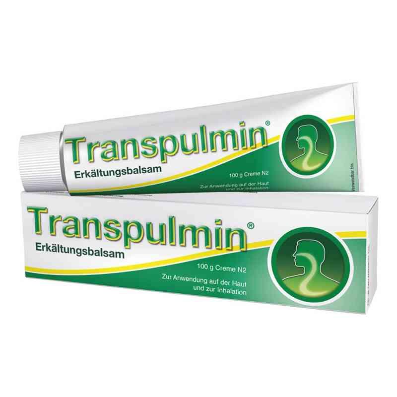 Transpulmin Erkältungsbalsam  bei deutscheinternetapotheke.de bestellen