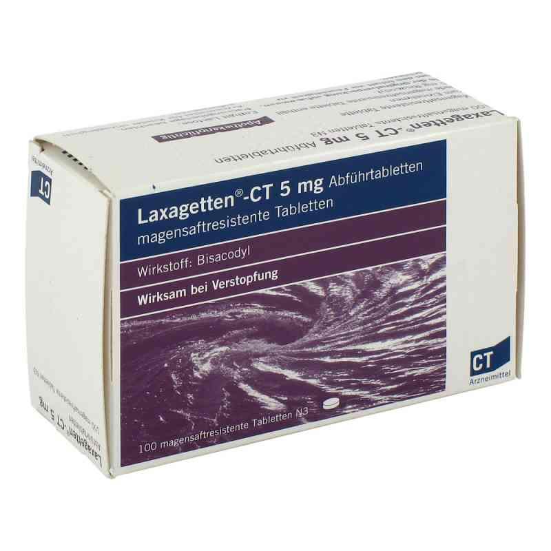 Laxagetten-CT 5mg Abführtabletten  bei deutscheinternetapotheke.de bestellen