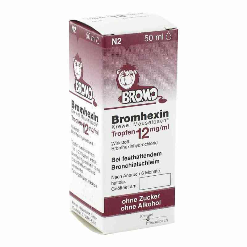 Bromhexin Krewel Meuselbach 12mg/ml  bei deutscheinternetapotheke.de bestellen