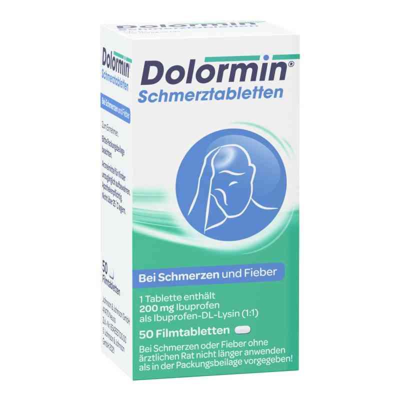 Dolormin Schmerztabletten  bei deutscheinternetapotheke.de bestellen