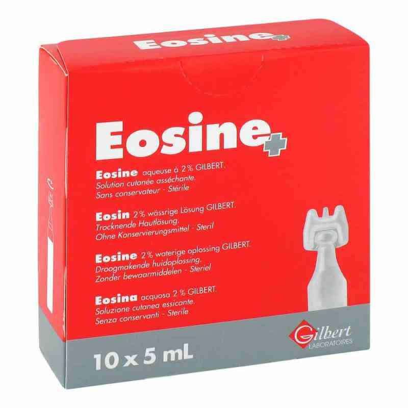Eosin 2% wässrige Pflegelösung steril  bei deutscheinternetapotheke.de bestellen