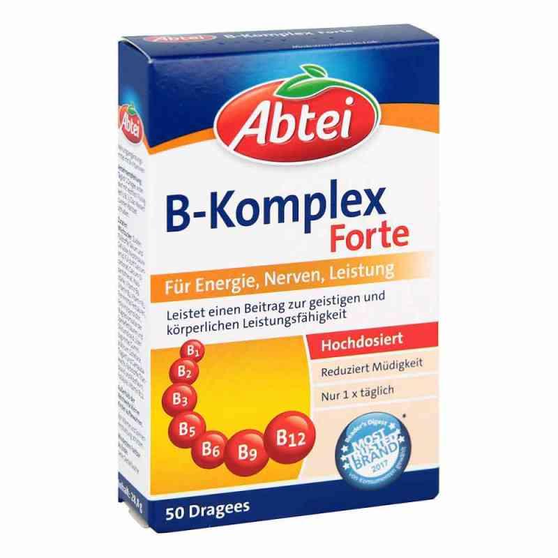 Abtei Vitamin B Komplex forte überzogene Tab.  bei deutscheinternetapotheke.de bestellen