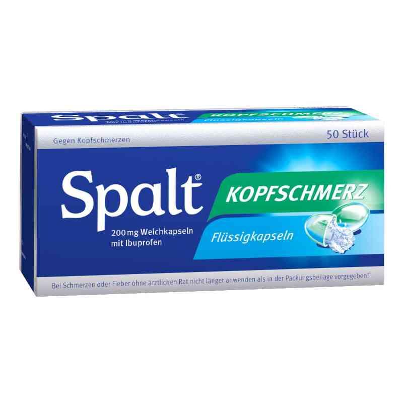 Spalt Kopfschmerz 200mg Weichkapseln  bei deutscheinternetapotheke.de bestellen