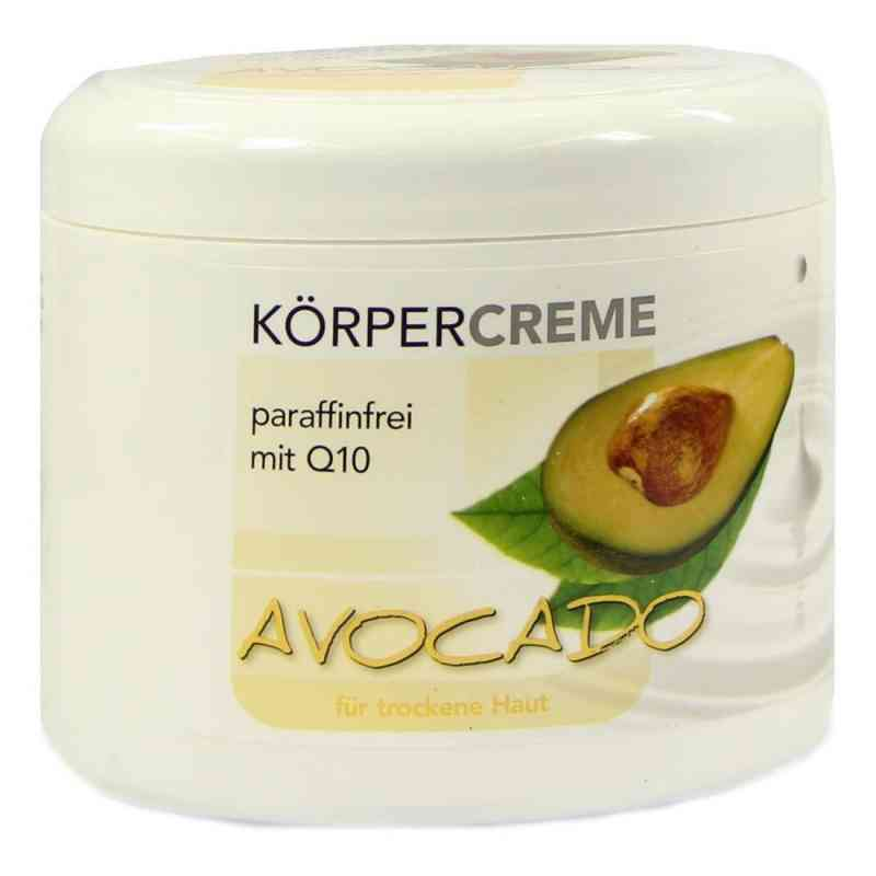 Avocado Körpercreme Q10  bei deutscheinternetapotheke.de bestellen