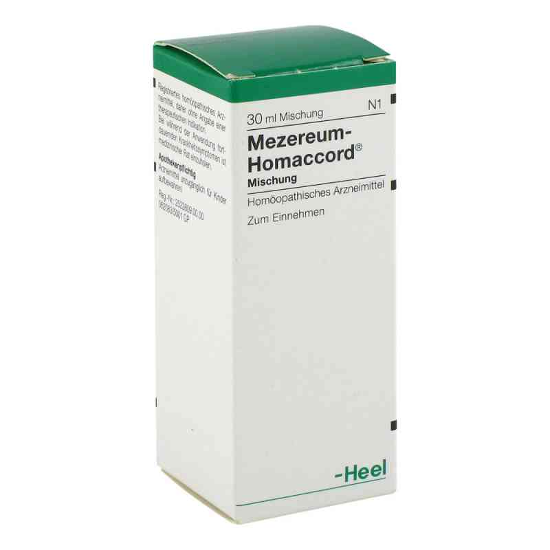 Mezereum Homaccord Tropfen  bei deutscheinternetapotheke.de bestellen