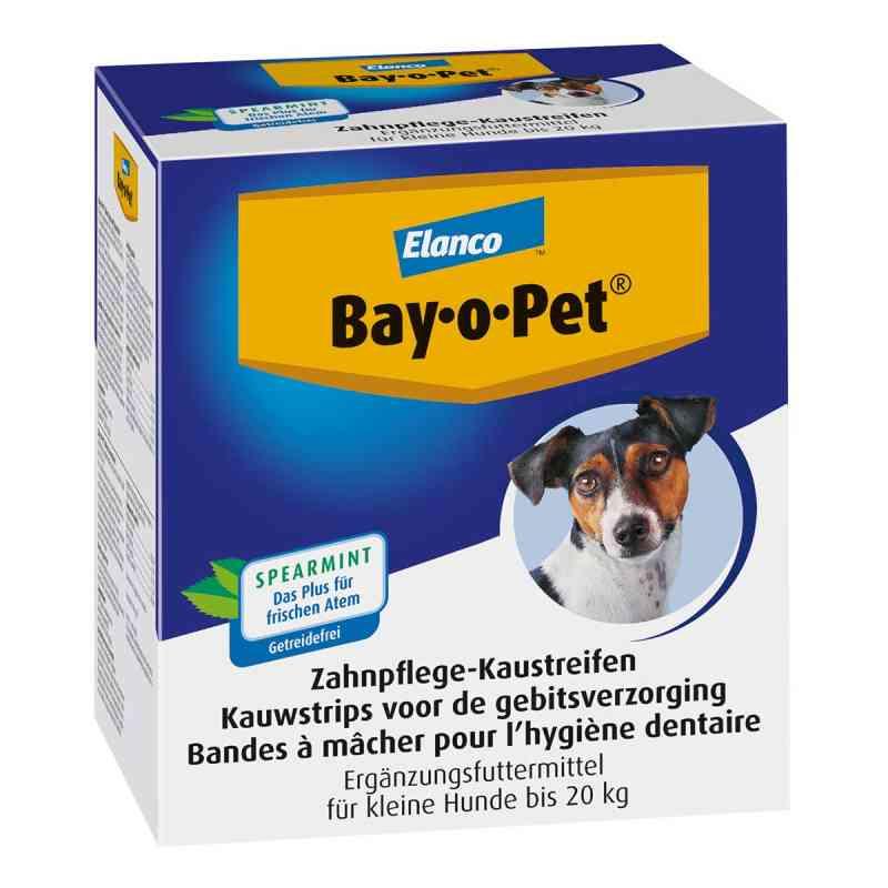 Bay O Pet Zahnpflege Kaustreifen Spearmint für kleine Hunde  bei deutscheinternetapotheke.de bestellen