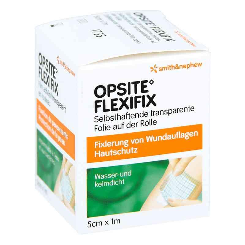 Opsite Flexifix Pu Folie 5 cmx1 m unsteril Rolle  bei deutscheinternetapotheke.de bestellen