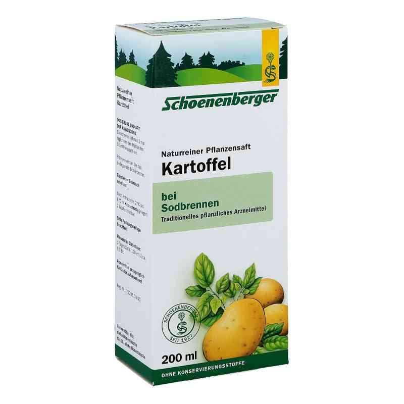 Kartoffelsaft Schoenenberger  bei deutscheinternetapotheke.de bestellen