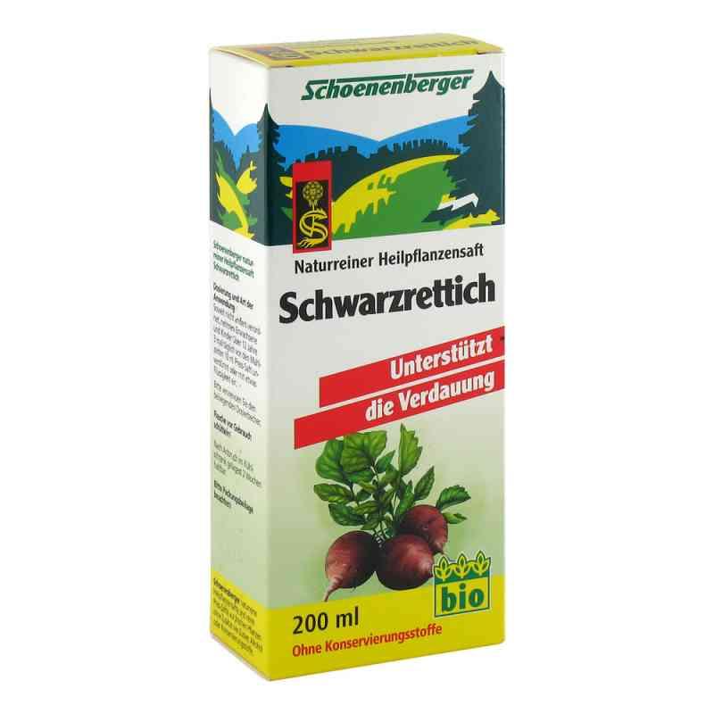 Schwarzrettichsaft Schoenenberger  bei deutscheinternetapotheke.de bestellen