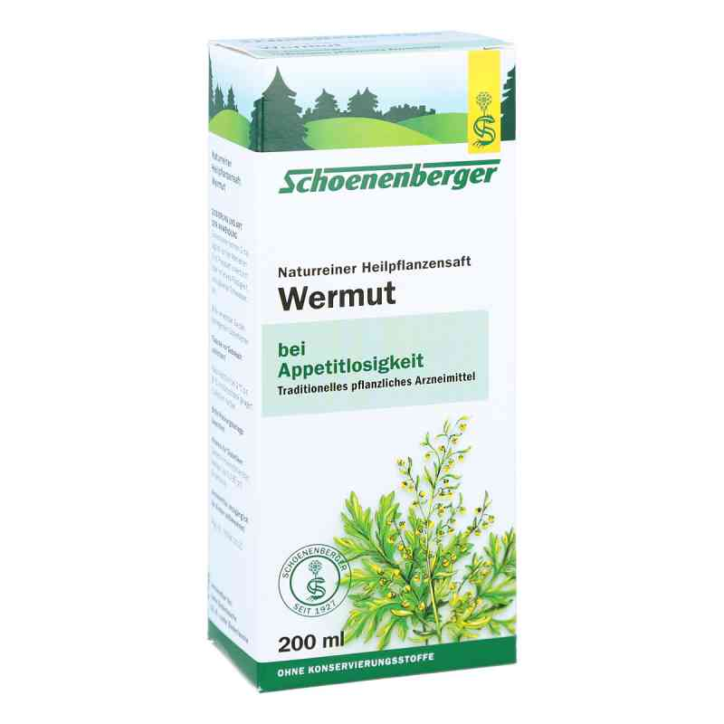 Wermutsaft Schoenenberger  bei deutscheinternetapotheke.de bestellen