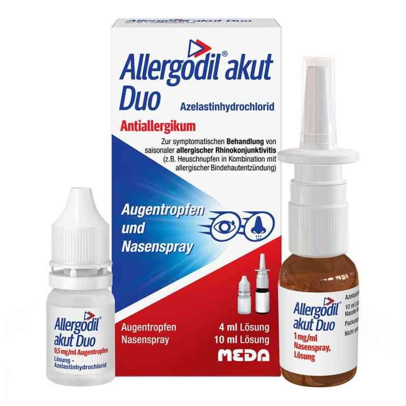 Allergodil akut Duo  bei deutscheinternetapotheke.de bestellen