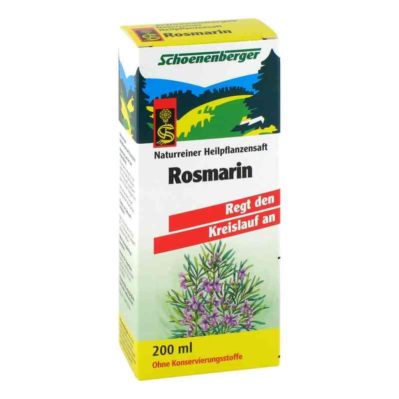 Rosmarin Saft Schoenenberger Heilpflanzensäfte  bei deutscheinternetapotheke.de bestellen