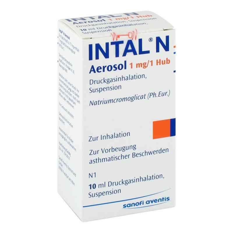 Intal N Aerosol 1mg/Hub  bei deutscheinternetapotheke.de bestellen