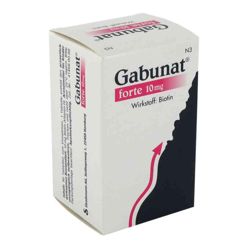 Gabunat forte 10 mg Tabletten  bei deutscheinternetapotheke.de bestellen