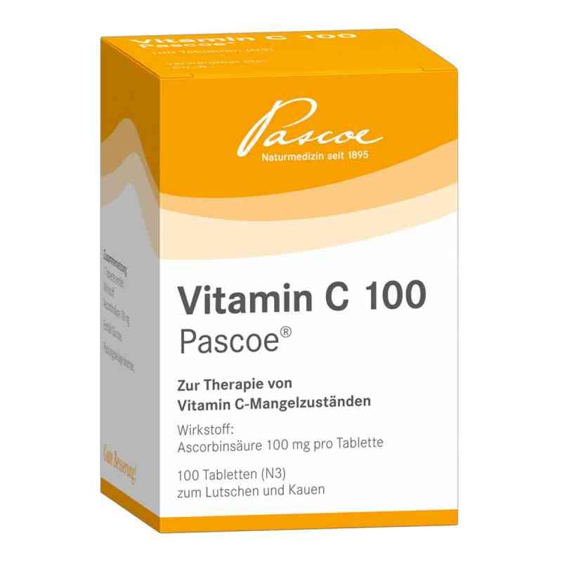 Vitamin C100 Pascoe Tabletten  bei deutscheinternetapotheke.de bestellen