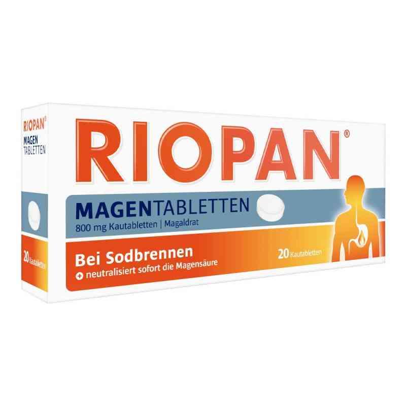 Riopan Magen Tabletten  bei deutscheinternetapotheke.de bestellen