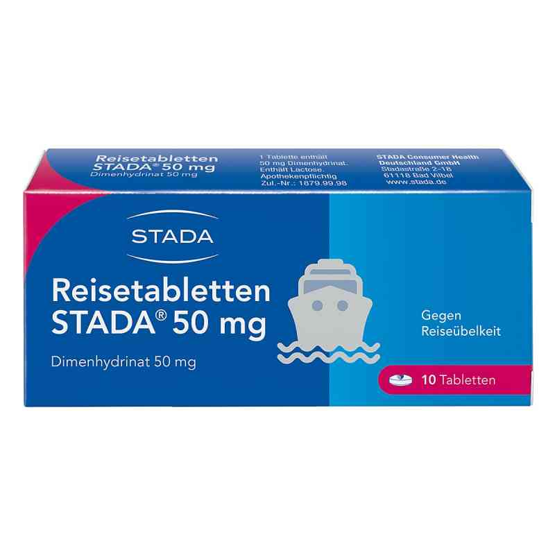 Reisetabletten STADA 50mg  bei deutscheinternetapotheke.de bestellen