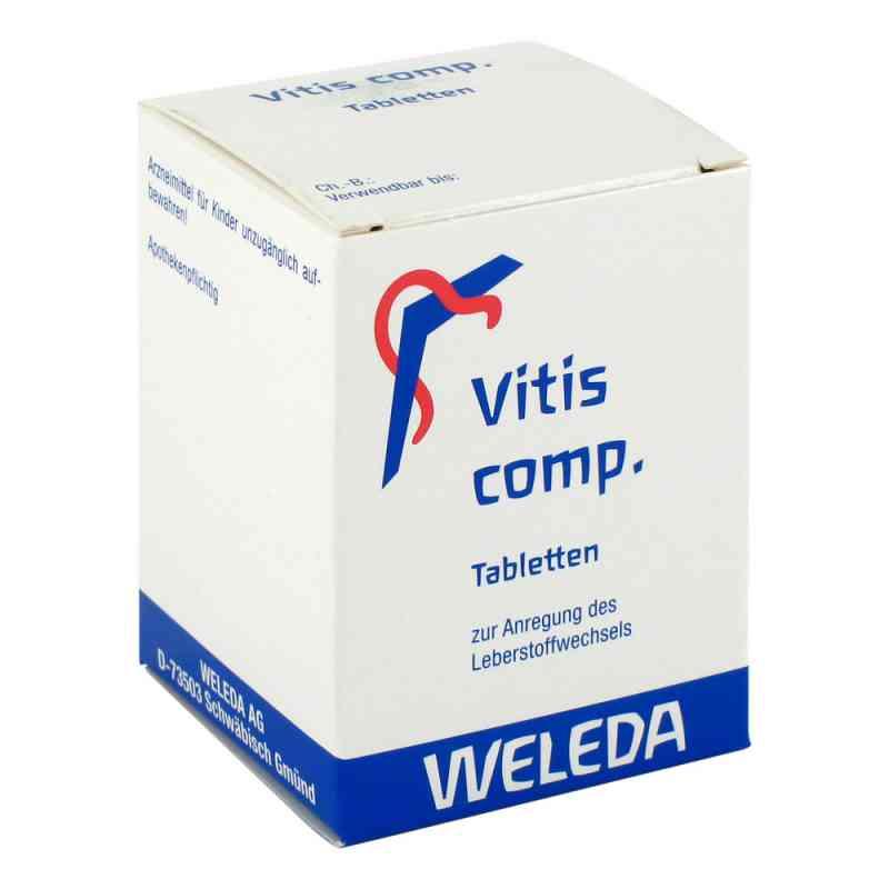 Vitis compositus Tabletten  bei deutscheinternetapotheke.de bestellen