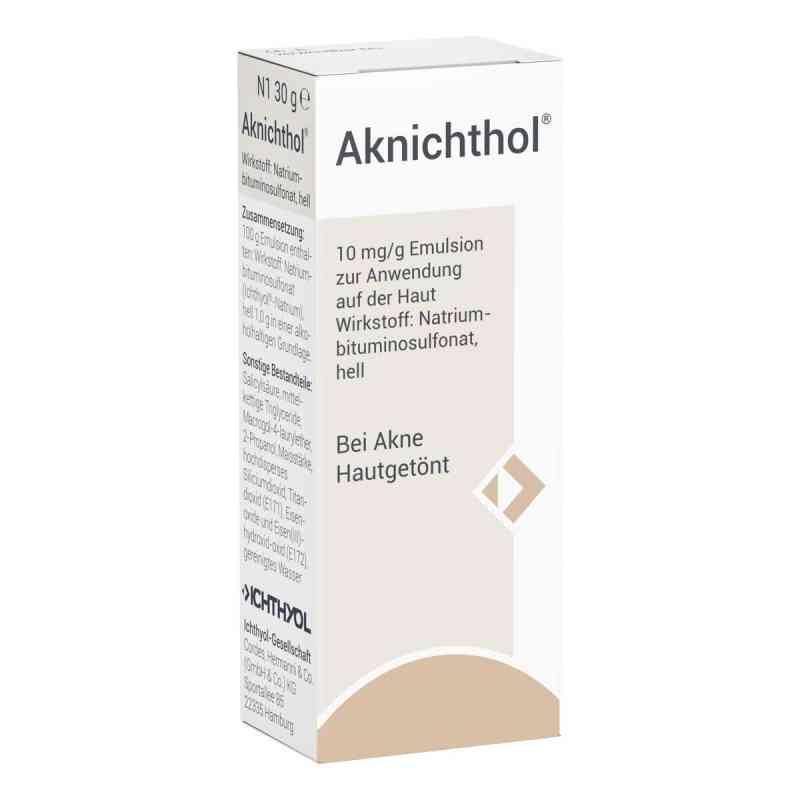 Aknichthol Lotion  bei deutscheinternetapotheke.de bestellen