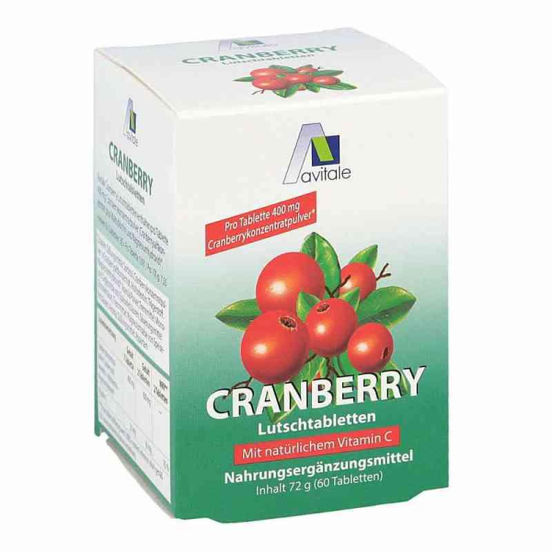 Cranberry Lutschtabletten  bei deutscheinternetapotheke.de bestellen