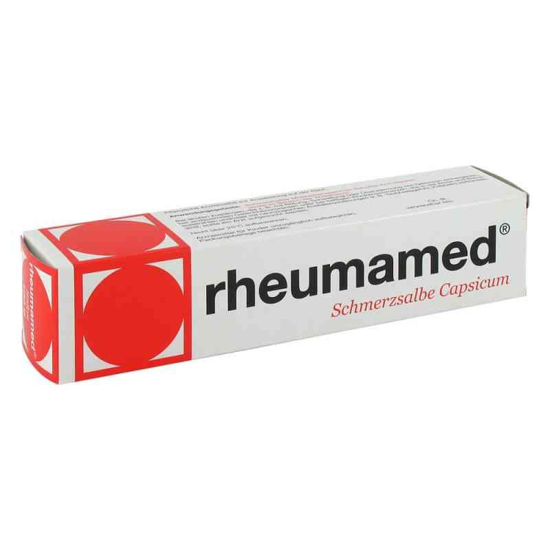 Rheumamed Schmerzsalbe Capsicum  bei deutscheinternetapotheke.de bestellen