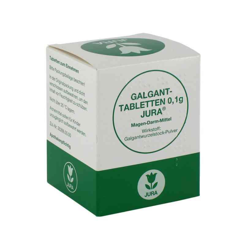 Galganttabletten 0,1 g Jura  bei deutscheinternetapotheke.de bestellen