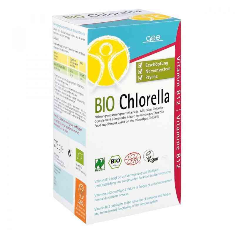 Chlorella 500 mg Bio Naturland Tabletten  bei deutscheinternetapotheke.de bestellen