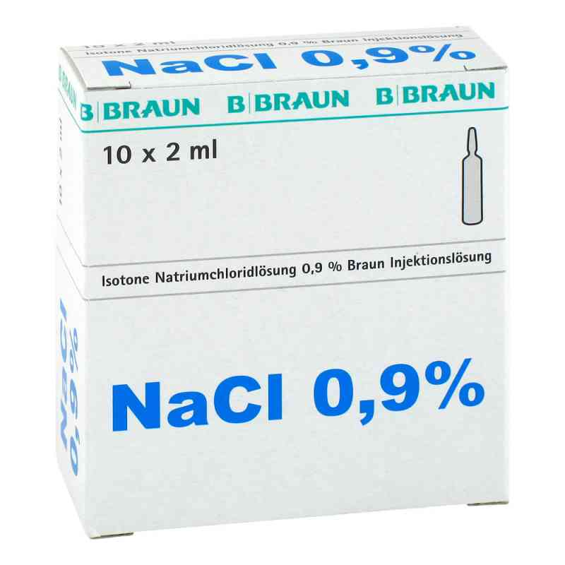 Kochsalzlösung 0,9% Injektionslösung  bei deutscheinternetapotheke.de bestellen