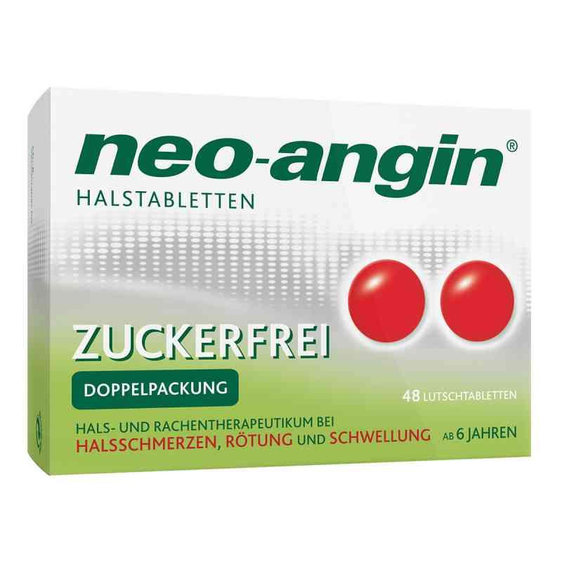 Neo-Angin Halstabletten zuckerfrei  bei deutscheinternetapotheke.de bestellen