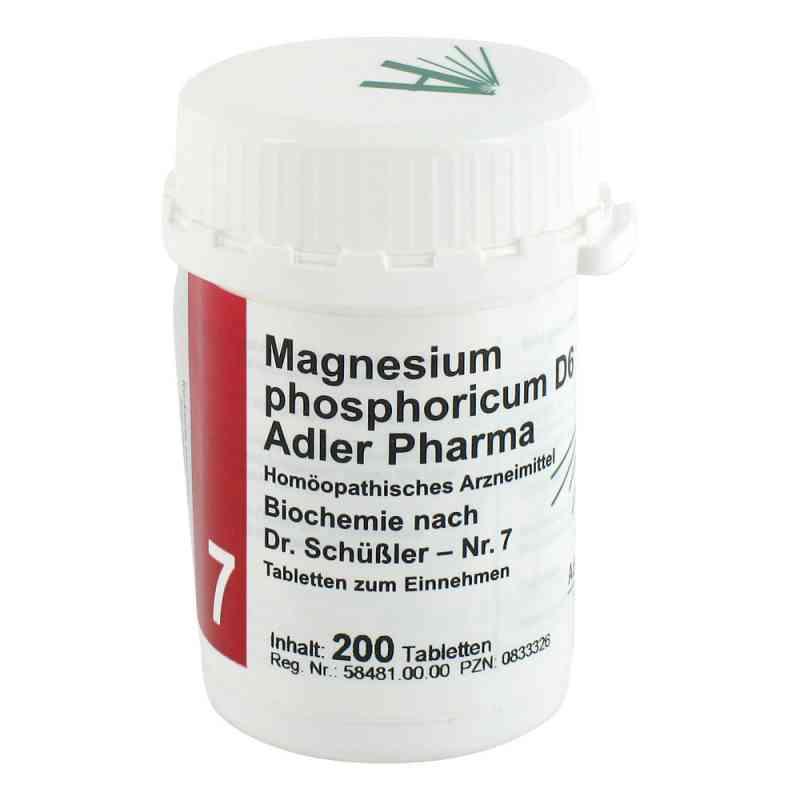 Biochemie Adler 7 Magnesium phosphoricum D 6 Adl.p. Tabletten   bei deutscheinternetapotheke.de bestellen