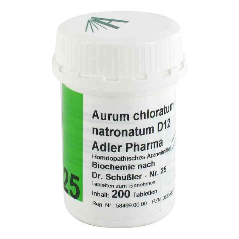 Biochemie Adler 25 Aurum chlor.natr.D12 Tabletten  bei deutscheinternetapotheke.de bestellen