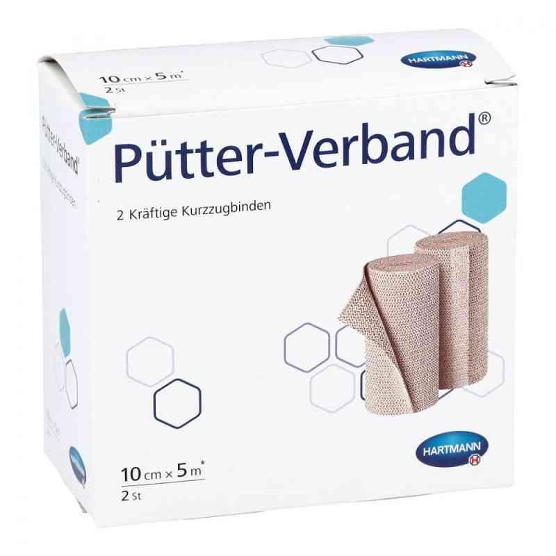 Pütter Verband 10 cmx5 m  bei deutscheinternetapotheke.de bestellen