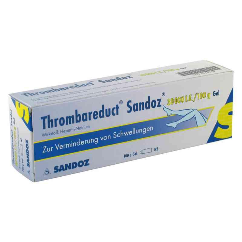 Thrombareduct Sandoz 30000 I.E./100g  bei deutscheinternetapotheke.de bestellen