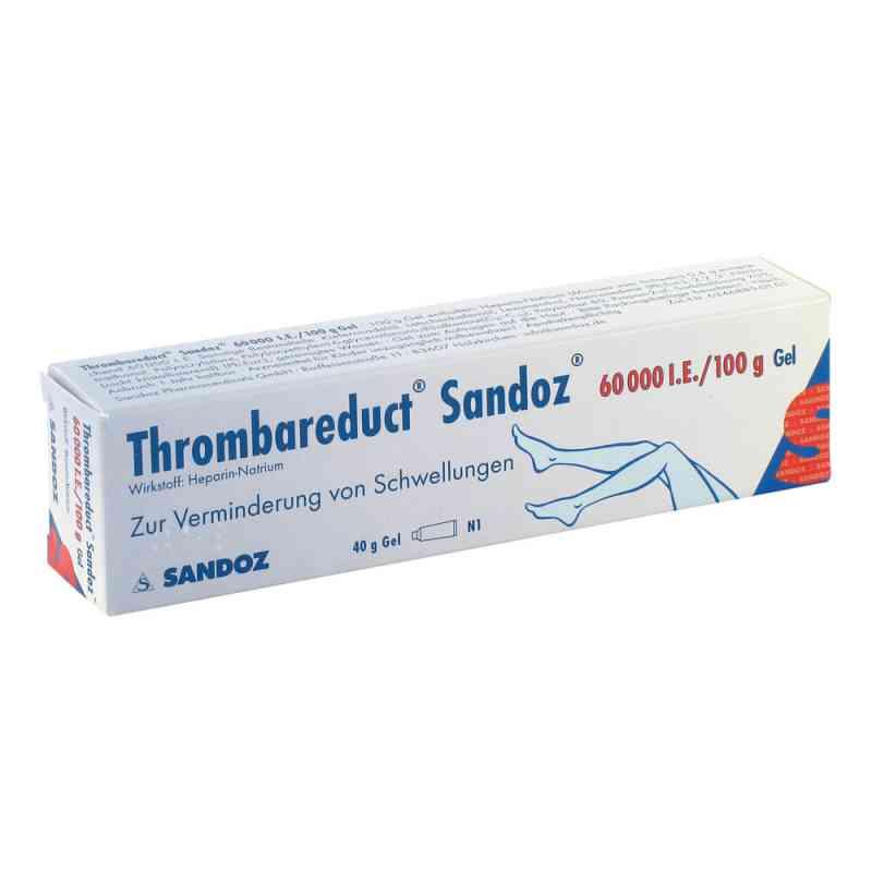 Thrombareduct Sandoz Gel 60000 I.E./100g  bei deutscheinternetapotheke.de bestellen