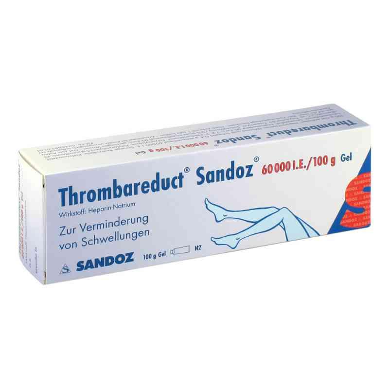 Thrombareduct Sandoz 60000 I.E./100g Gel  bei deutscheinternetapotheke.de bestellen