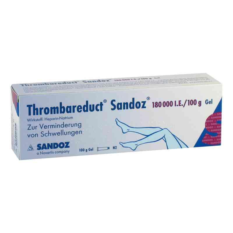 Thrombareduct Sandoz 180000 I.E./100g  bei deutscheinternetapotheke.de bestellen