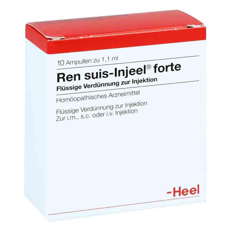 Ren suis Injeel forte Ampullen  bei deutscheinternetapotheke.de bestellen