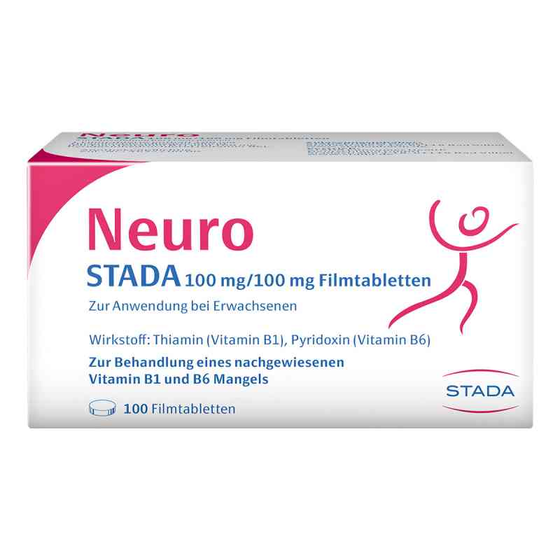 Neuro Stada Filmtabletten  bei deutscheinternetapotheke.de bestellen