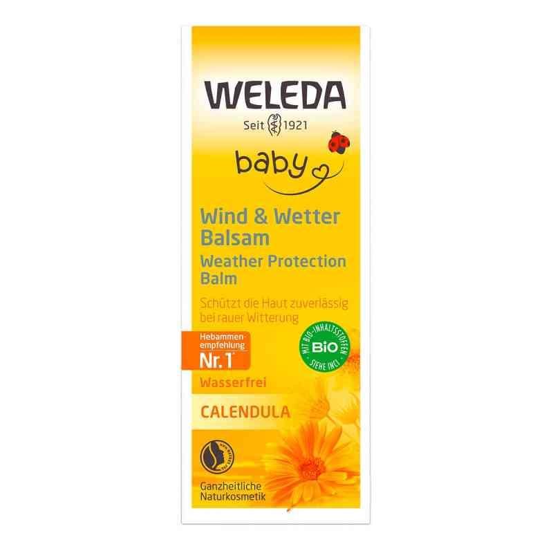 Weleda Calendula Wind- und Wetterbalsam  bei deutscheinternetapotheke.de bestellen