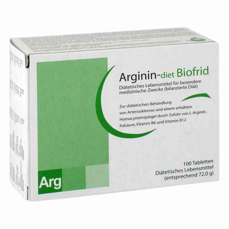Arginin-diet Biofrid Tabletten  bei deutscheinternetapotheke.de bestellen