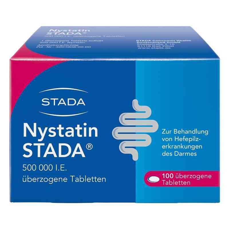 Nystatin STADA 500000 I.E.  bei deutscheinternetapotheke.de bestellen