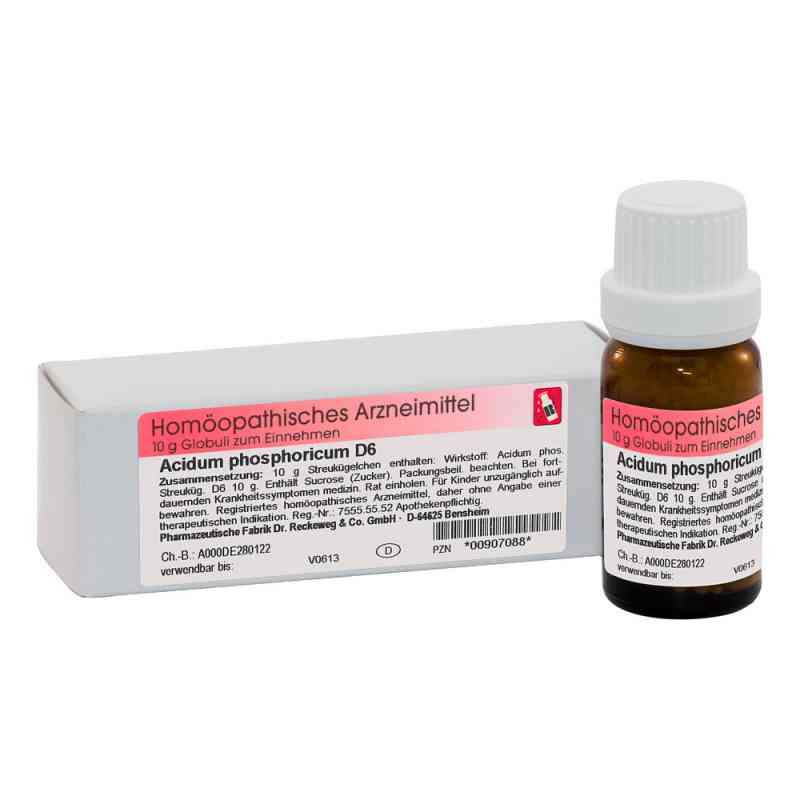 Acidum Phosphoricum D 6 Globuli  bei deutscheinternetapotheke.de bestellen