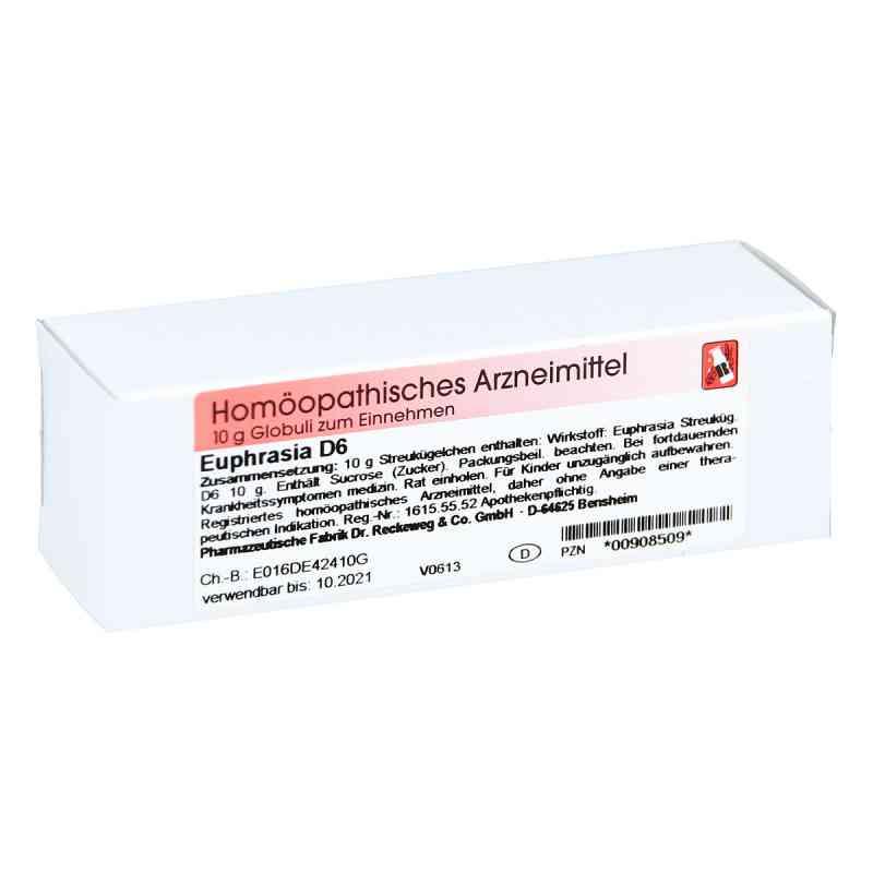 Euphrasia D 6 Globuli  bei deutscheinternetapotheke.de bestellen