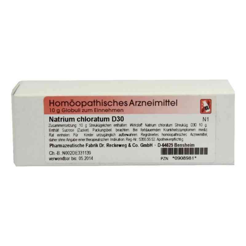 Natrium Chloratum D30 Globuli  bei deutscheinternetapotheke.de bestellen