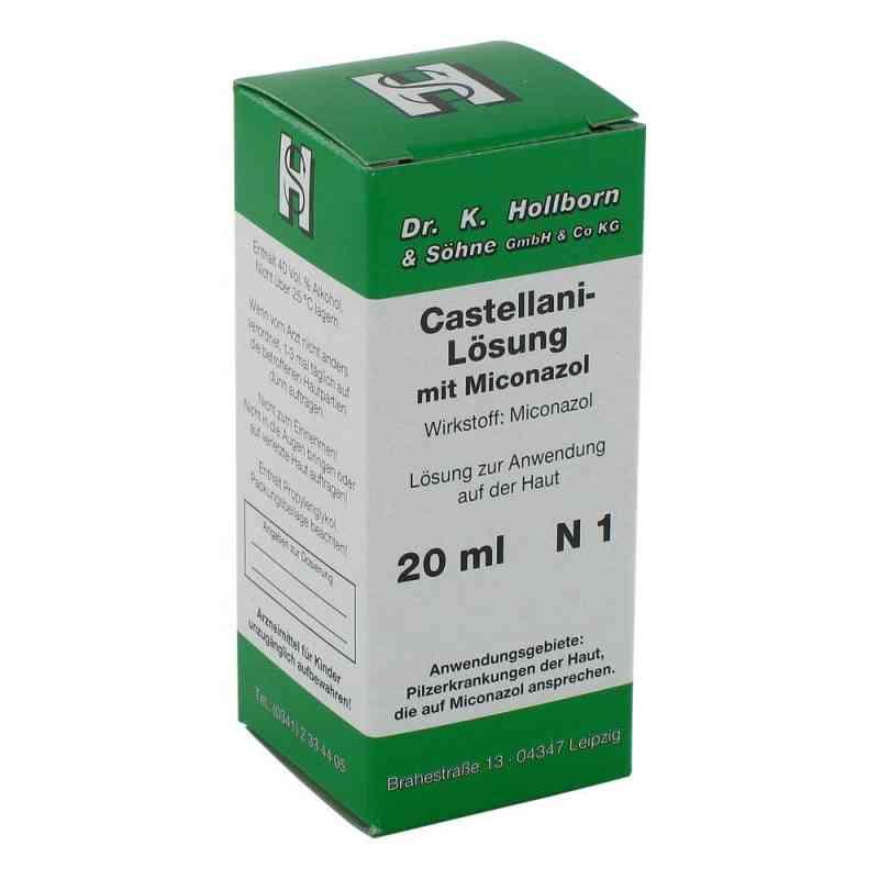 Castellani mit Miconazol  bei deutscheinternetapotheke.de bestellen