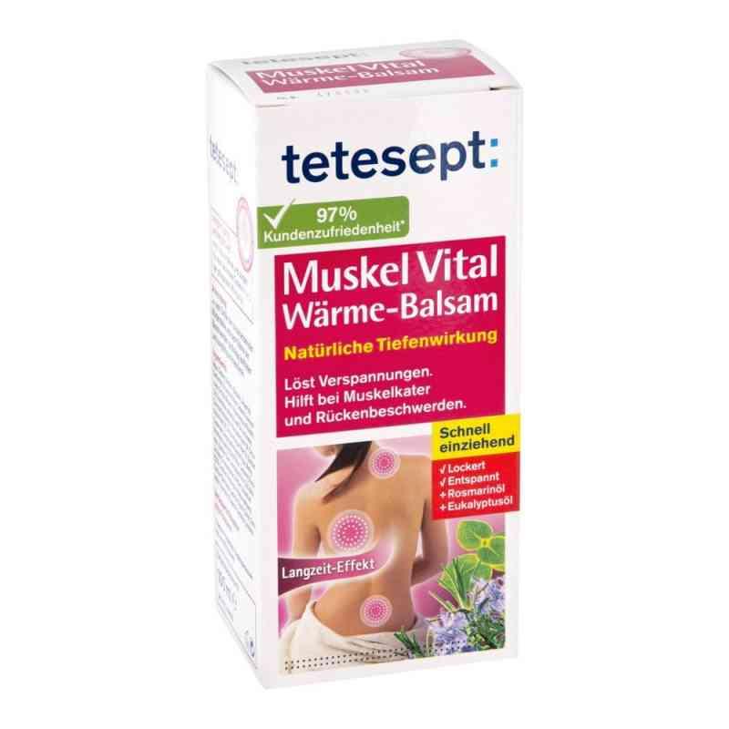 Tetesept Muskel Vital Wärme Balsam  bei deutscheinternetapotheke.de bestellen