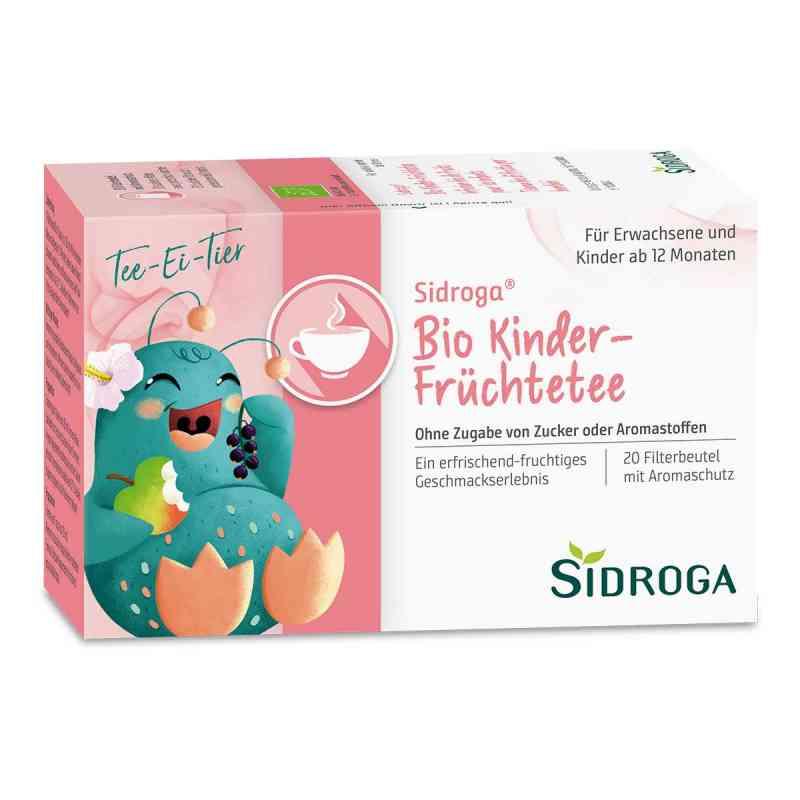 Sidroga Bio Kinder-Früchtetee Filterbeutel  bei deutscheinternetapotheke.de bestellen