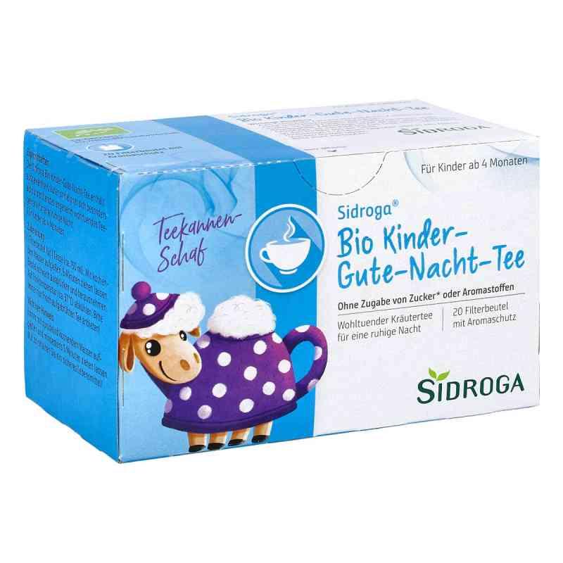 Sidroga Bio Kinder-Gute-Nacht-Tee Filterbeutel  bei deutscheinternetapotheke.de bestellen