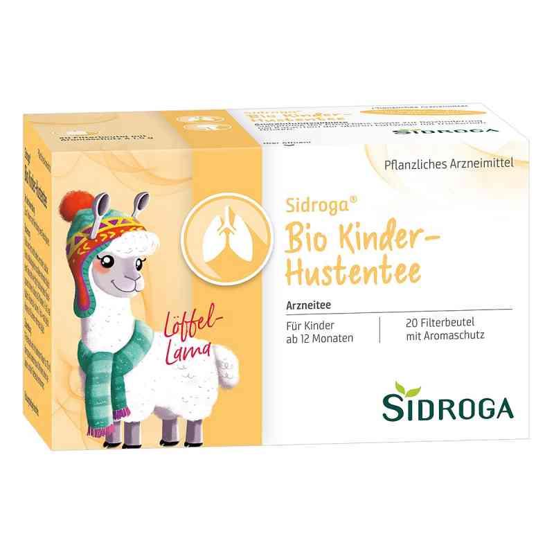 SIDROGA Bio Kinder-Hustentee  bei deutscheinternetapotheke.de bestellen