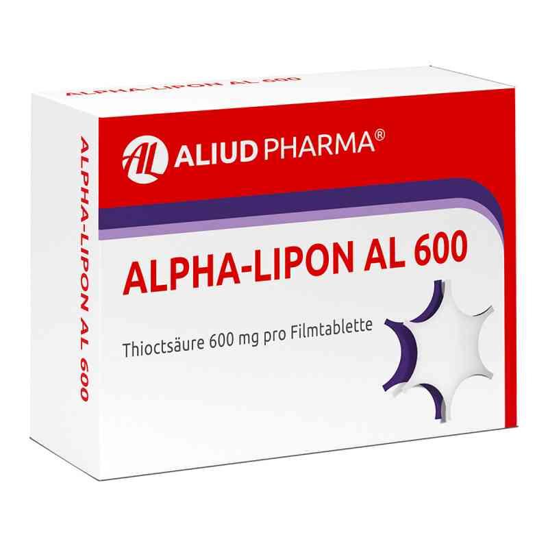 Alpha-Lipon AL 600  bei deutscheinternetapotheke.de bestellen